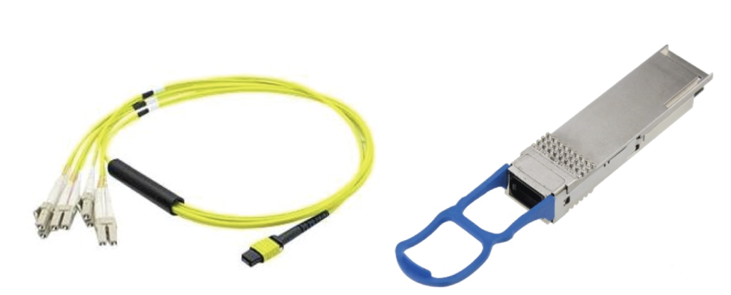 PSM4 Breakout Cable & Optical Module | FluxLight