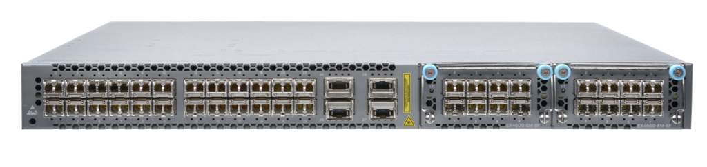 Juniper's EX4600 Ethernet Switch
