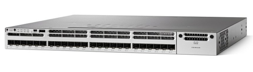 Cisco WS-C3850-24XU