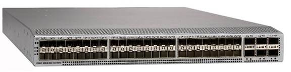 Cisco Nexus 34180YC switch