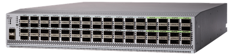 Cisco Nexus 3464C switch